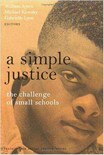 A Simple Justice Book Cover Image