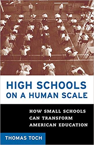 High Schools on a Human Scale Book Cover Image
