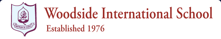 woodside international school logo