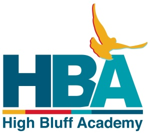 high bluff academy logo