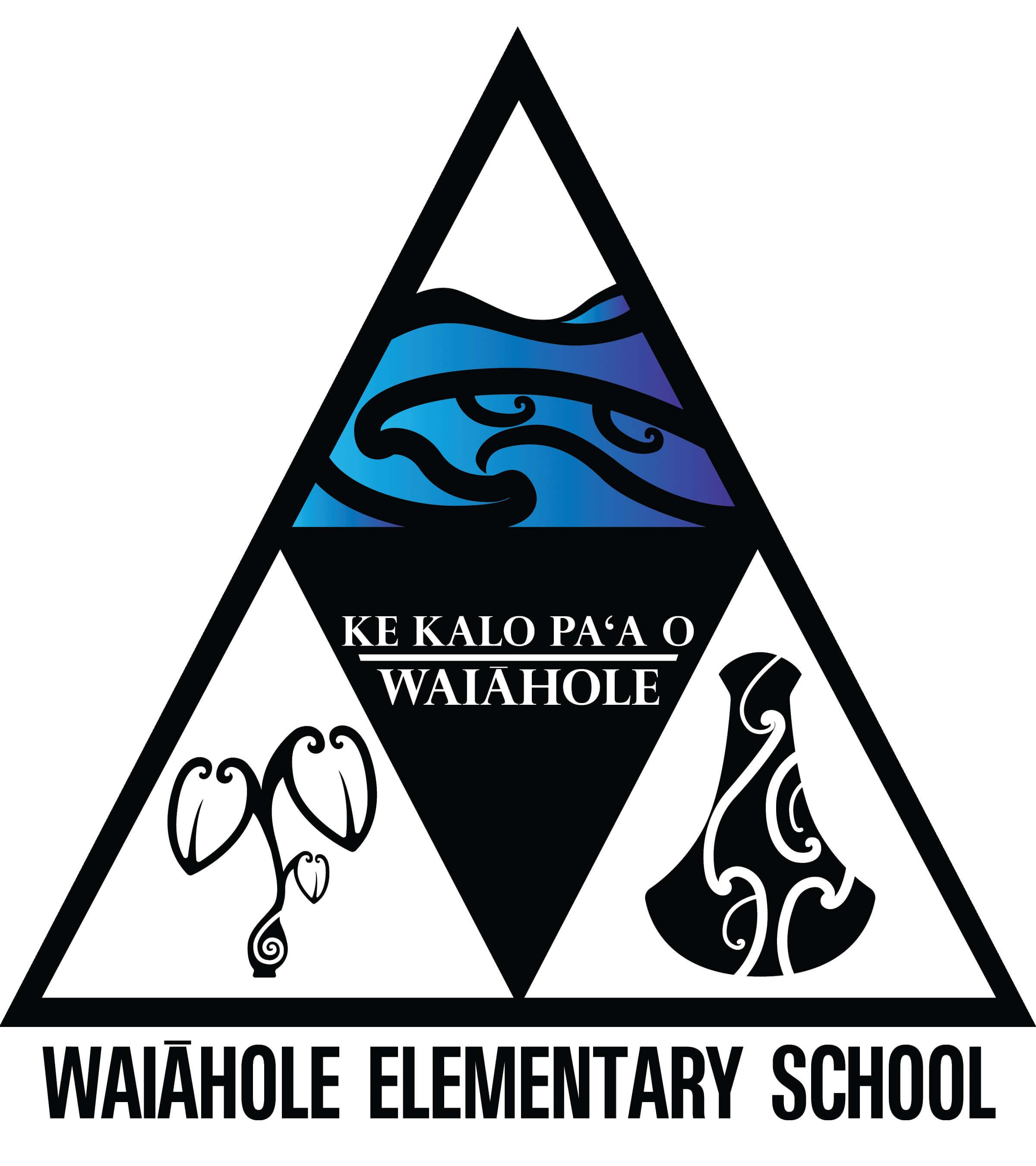 waiahole elementary school logo