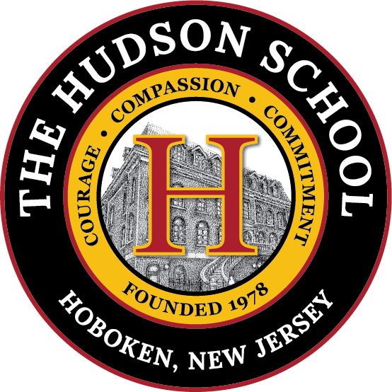 the hudson school logo