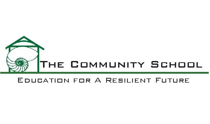 the community school logo