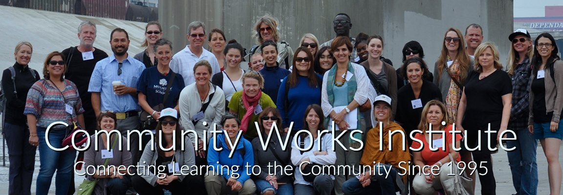 The Community Works Institute Team