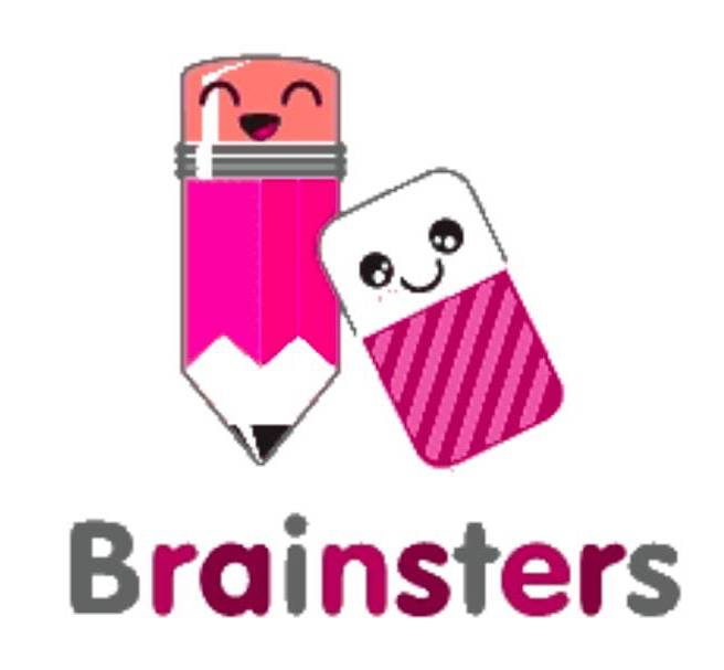 brainsters school in india logo