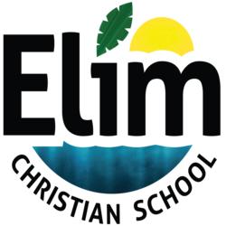 elim christian school logo