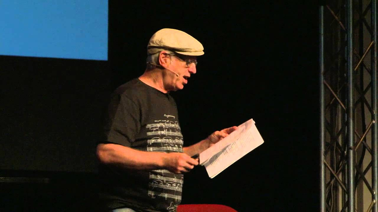 jerry mintz of AERO in a ted talk